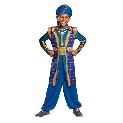 Kids'  Aladdin Genie Classic Halloween Costume