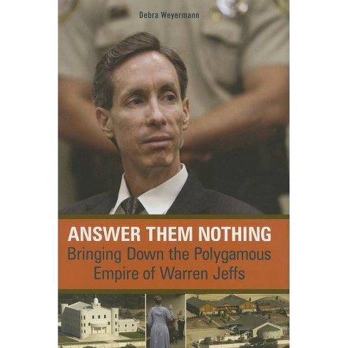 Answer Them Nothing - by  Debra Weyermann (Hardcover) - image 1 of 1