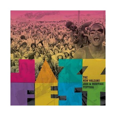 Various - Jazz Fest: The New Orleans Jazz & Heritage Festival (CD) - image 1 of 1