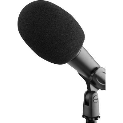 Proline PLWS1 Microphone Windscreen Single windscreen Black