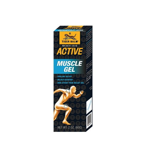 Tiger Balm Muscle Gel - 2oz - image 1 of 1