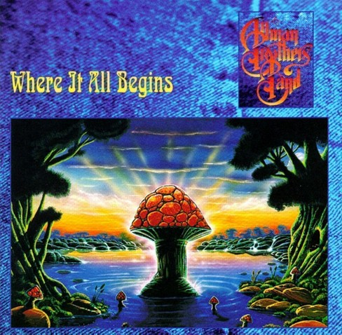Allman brothers band - Where it all begins (CD) - image 1 of 1
