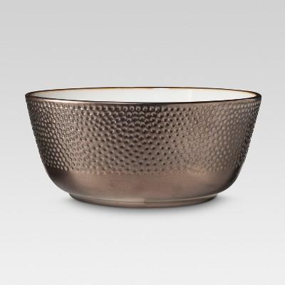 Barnet Bronze Serving Bowl - 128oz - Threshold™