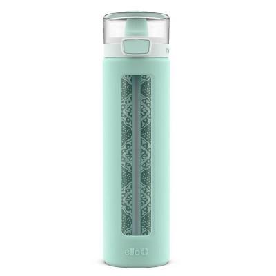 Ello 20oz Glass Spencer Water Bottle