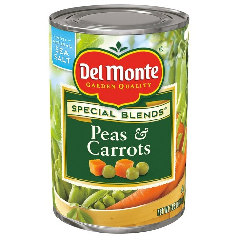 Del Monte Peas & Carrots - 14.5oz - image 1 of 1