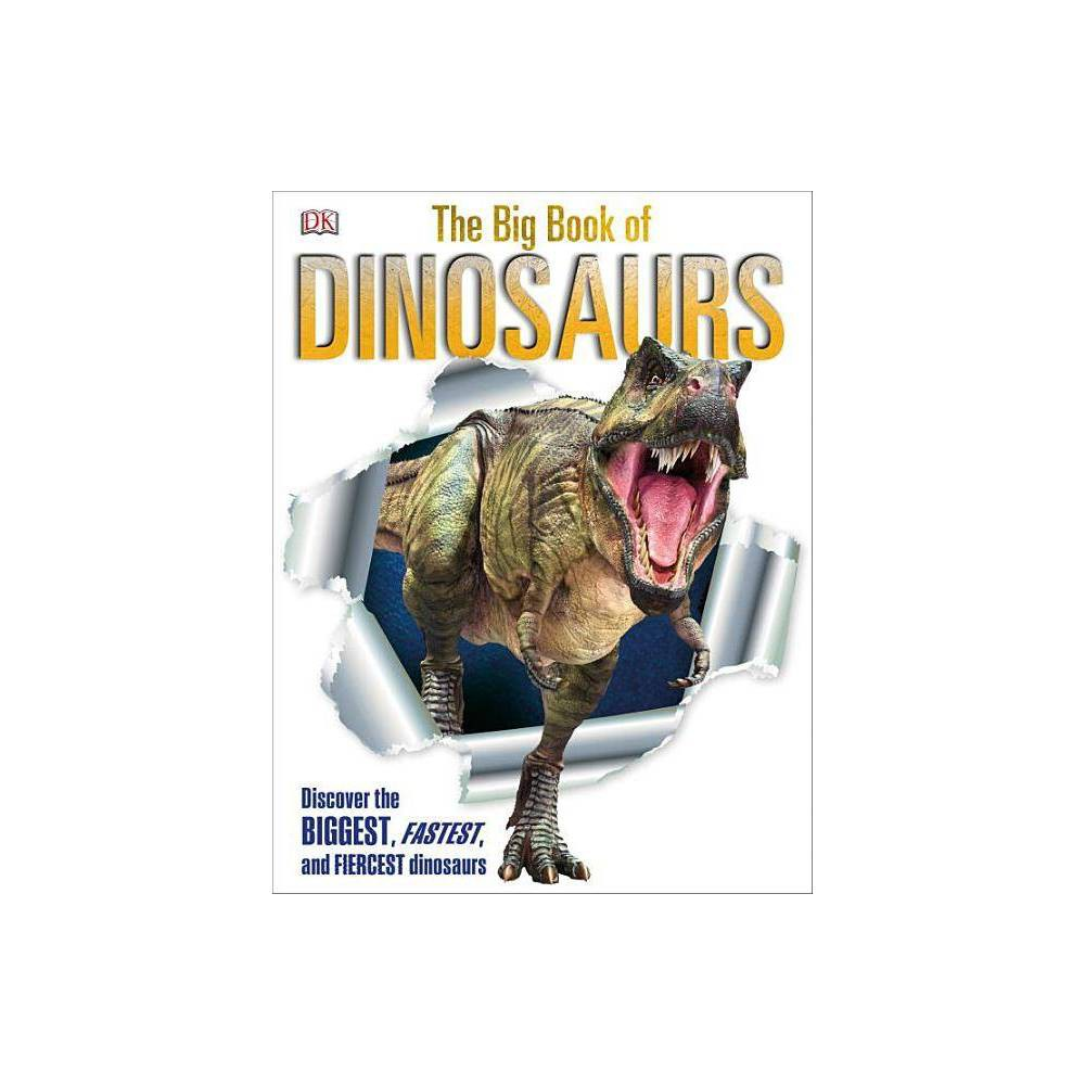 The Big Book Of Dinosaurs Hardcover