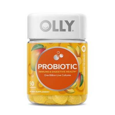 Probiotics: OLLY Probiotic