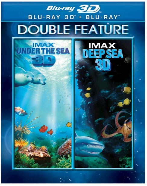 Imax:Under The Sea/Deep Sea (Blu-ray) - image 1 of 1