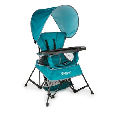 Baby Delight Go With Me Venture Deluxe Portable High Chair - Teal