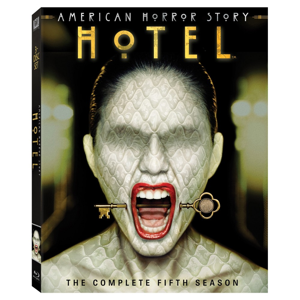 American Horror Story Hotel (Blu-ray)