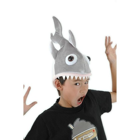 Elope Man Eater Shark Costume Hat One Size - image 1 of 1