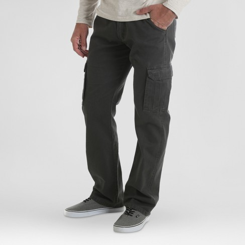 Wrangler Men's Relaxed Fit Straight Cargo Pants - image 1 of 4