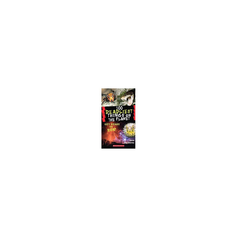 100 Deadliest Things on the Planet (Paperback) (Anna Claybourne)
