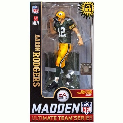 Aaron Rodgers McFarlane NFL Elite Series 2 Green Bay Packers Fast  Free Shipping