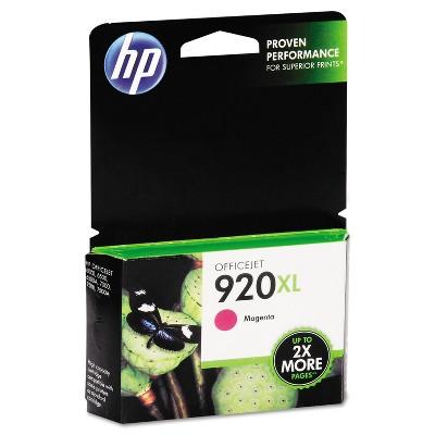 HP Inc. HP 920XL (CD973AN) High Yield Magenta Original Ink Cartridge