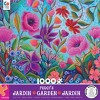 Ceaco Peggy's Garden: Colorful Conversation Jigsaw Puzzle - 1000pc - image 3 of 3