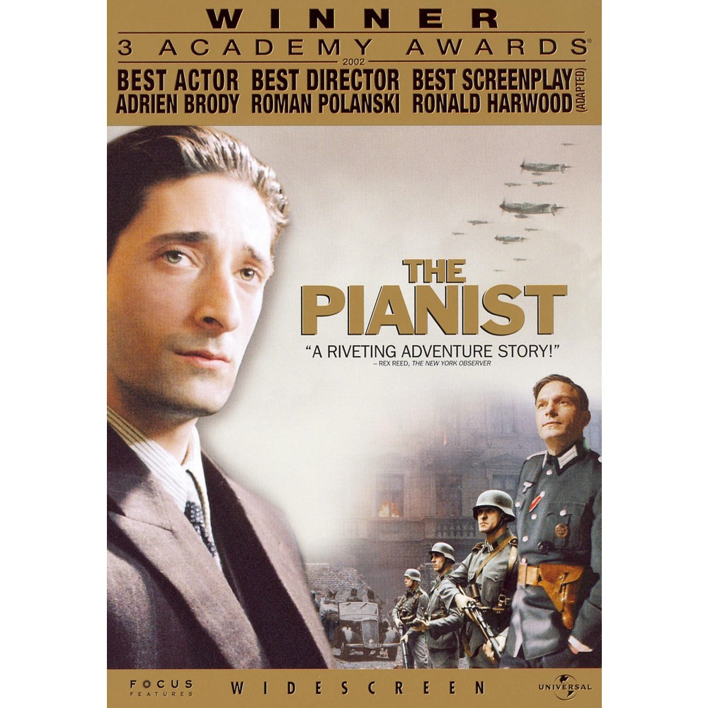The Pianist (WS) (dvd_video)