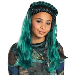 Kids' Disney Descendants Uma Halloween Costume Wig