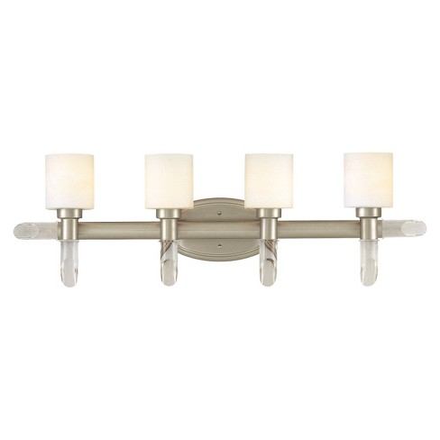 Lite Source Incandescent B Wall Light - Silver - image 1 of 1