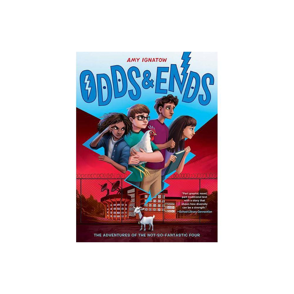 Odds Ends By Amy Ignatow Hardcover