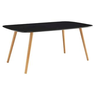 Oslo Coffee Table Black - Johar Furniture