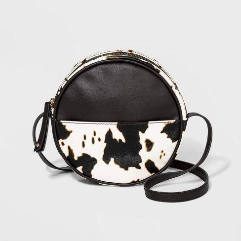 Circle Crossbody Bag - Wild Fable™ Black - image 1 of 2