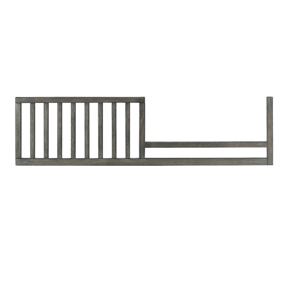 Ti Amo Crib Conversional Rail - Farmhouse Gray