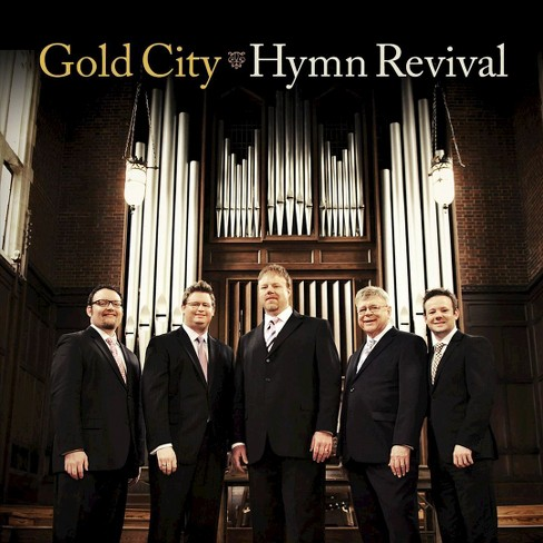 Gold city - Hymn revival (CD) - image 1 of 1
