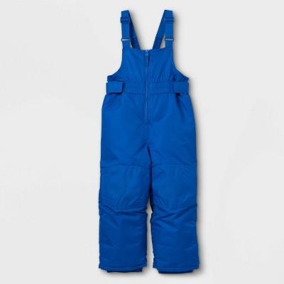 Toddler Boys' Snow Bib - Cat & Jack™ Blue