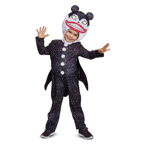 Toddler The Nightmare Before Christmas Vampire Teddy Halloween Costume - image 1 of 1