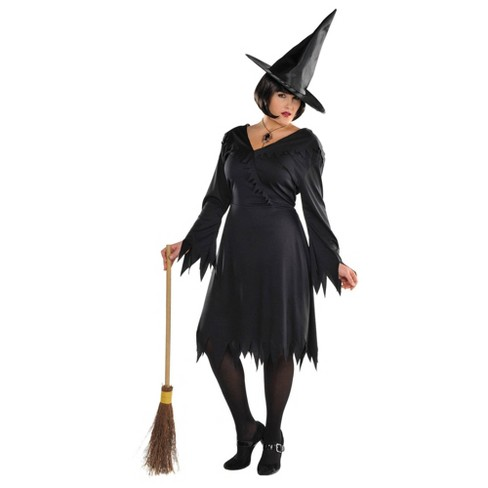 Adult Wicked Witch Halloween Costume XXL 18-20 - image 1 of 1