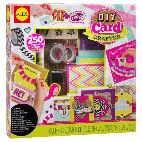 Alex Toys Craft Do-It-Yourself Card Crafter - image 1 of 4
