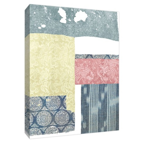 Patchwork Gallery Wrapped Canvas - PTM Images - image 1 of 2