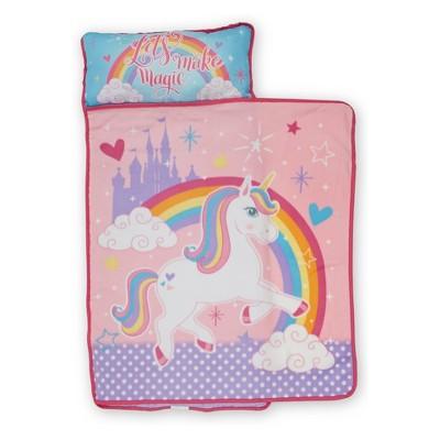 Unicorn Magic Toddler Nap Pad