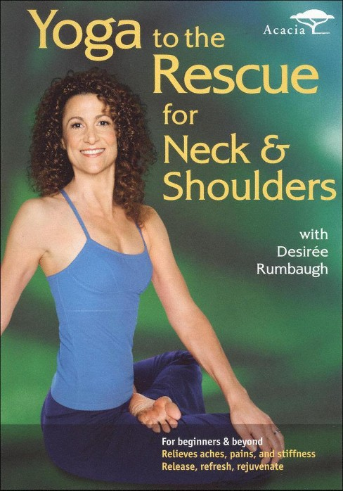 Yoga to the rescue for neck & shoulde (DVD) - image 1 of 1