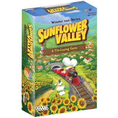 Sunflower Valley - A Tile Laying Game Board Game