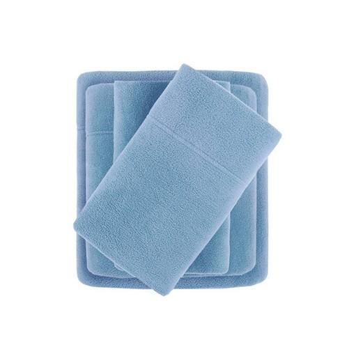Premier Comfort Microfleece Sheet Set - Blue (Queen) - image 1 of 4