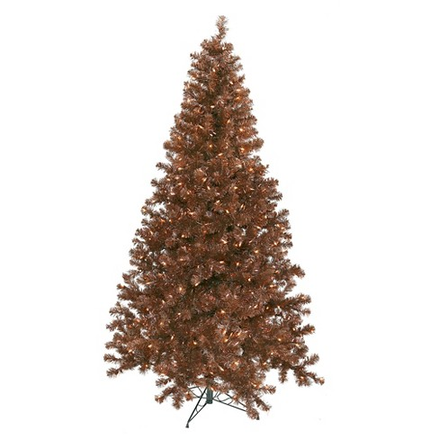7.5ft Pre-Lit LED Artificial Christmas Tree Full Camdon Fir - White Lights - image 1 of 1