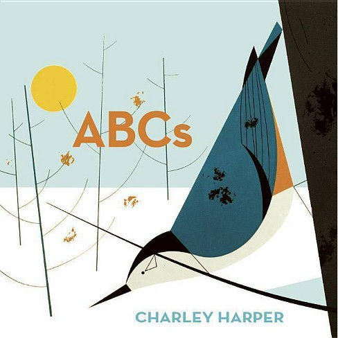 Charley Harper ABC's - (Board_book) - image 1 of 1