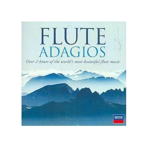 Various - Flute Adagios (CD) - image 1 of 1