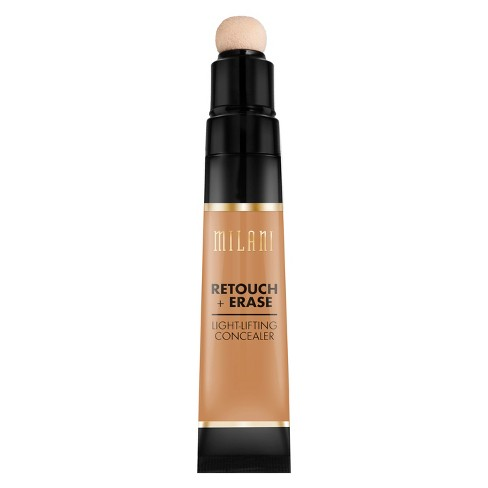 Milani RETOUCH + ERASE LightLifting Concealer  Deep Honey  - 0.26 oz - image 1 of 2