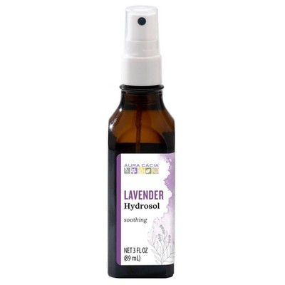 Aura Cacia Lavender Hydrosol - 3 fl oz