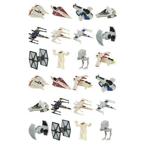 Star Wars: The Force Awakens Micro Machines Series 2 Vehicle Blind Bag - image 1 of 25