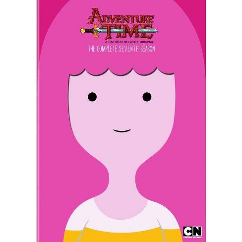 Adventure Time: The Complete 7th Season (DVD) - image 1 of 1