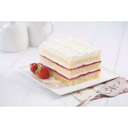 The Original Cakerie Gluten Free Strawberry White Chocolate Cake - 19.4oz - image 1 of 3