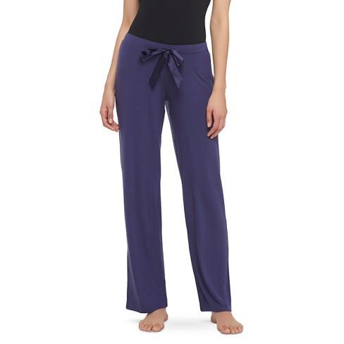 ce56c038b5aa Women s Fluid Knit Sleep Pants Hushed Violet L - Gilligan   O Malley ...