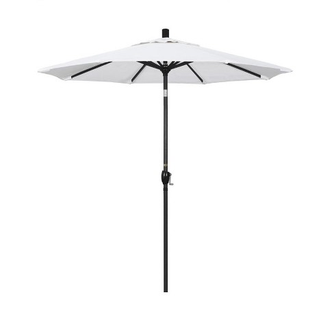 7.5' Patio Umbrella in Natural - California Umbrella - image 1 of 2