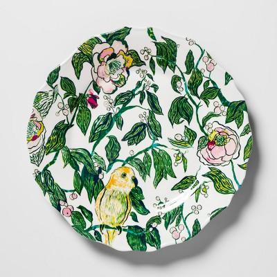 Melamine Salad Plate 8.4  Green Canary - Opalhouse™