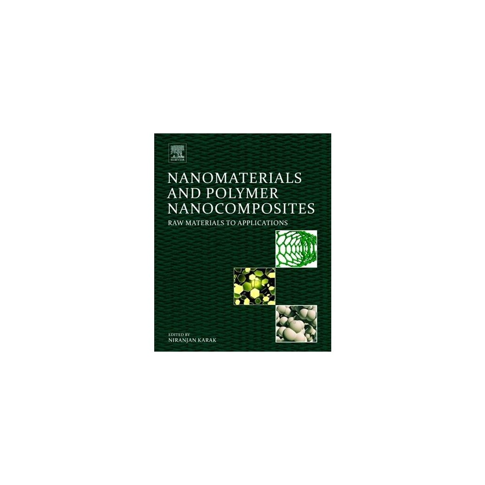 Nanomaterials and Polymer Nanocomposites : Raw Materials to Applications - (Paperback)