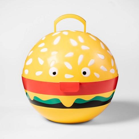 Hamburger Grill Caddy Yellow - Sun Squad™ - image 1 of 5